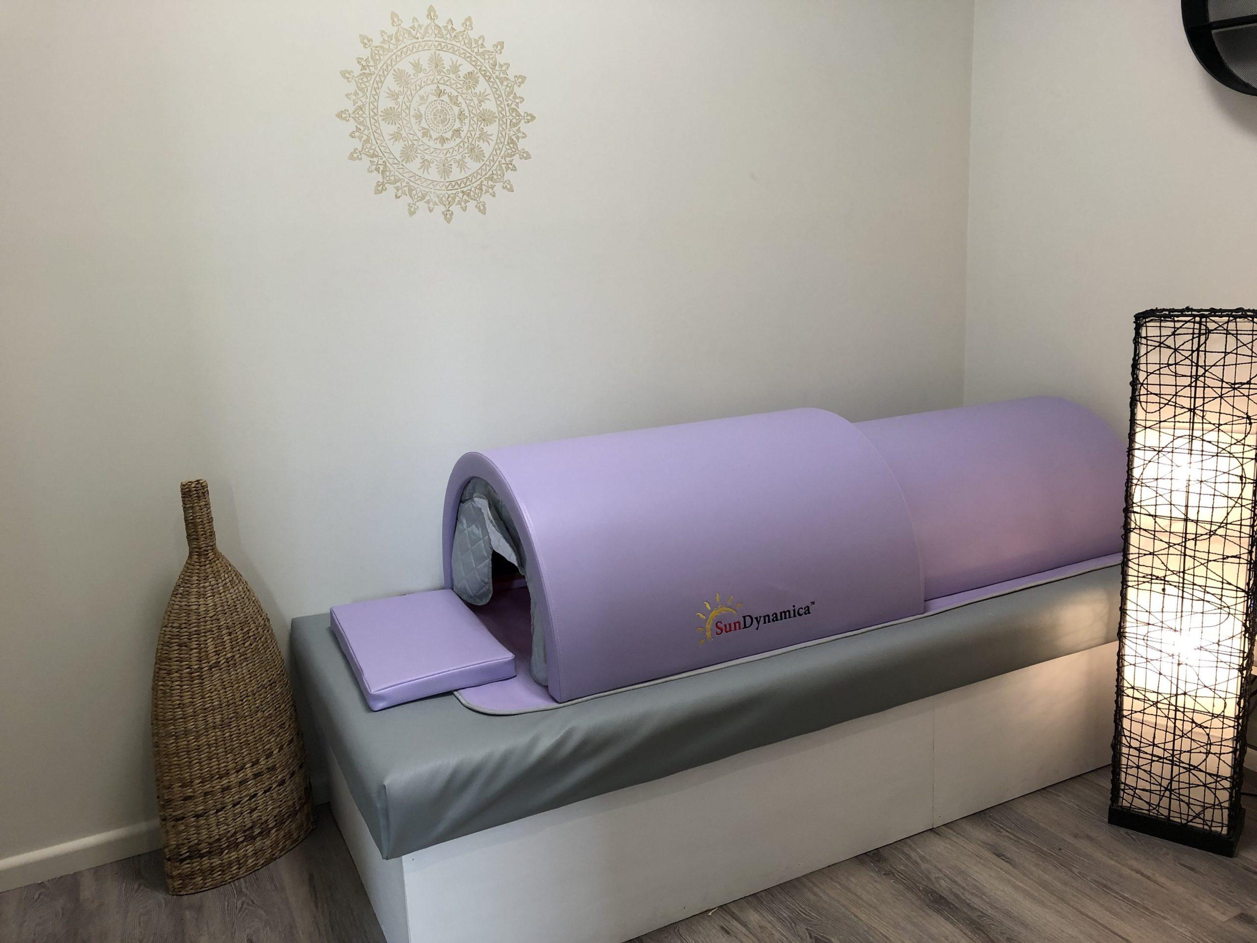 infrared sauna carnegie